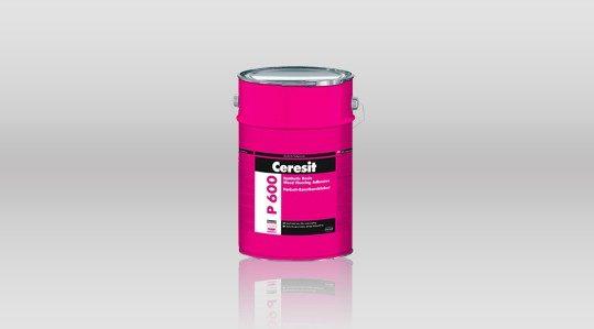 Lepidlo na dřevěné podlahy Thomsit / CERESIT P 600 balení 7kg