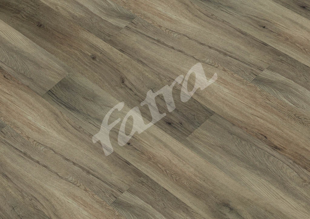 Vinylová plovoucí podlaha FATRAclick 7301-5 Dub cer hnědý