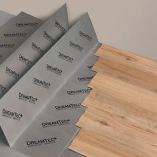 Podložka pod vinylové podlahy DREAMTEX +
