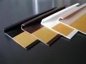 Cena za kus Kobercová lišta kobercový sokl - bílý délka 2,5m