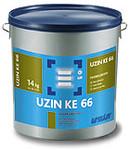 Disperzní lepidlo na podlahy UZIN KE 66 balení 14kg