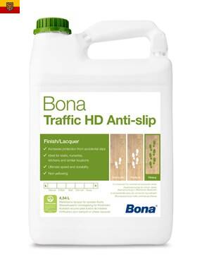 BONA Traffic HD Anti Slip balení 4,95L